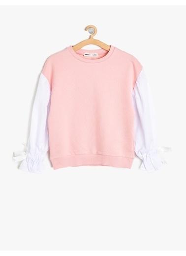 Koton Kids Sweatshirt Pudra